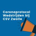 Wedstrijdprotocol CSV (Deltion college)