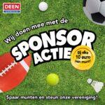 Sponsor Actie 2020